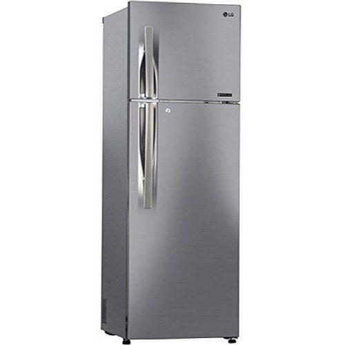 19 Lg 284 L 3 Star Frost Free Double Door Refrigerator Gl C302rpzu